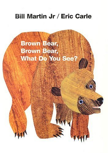 brown bear cover