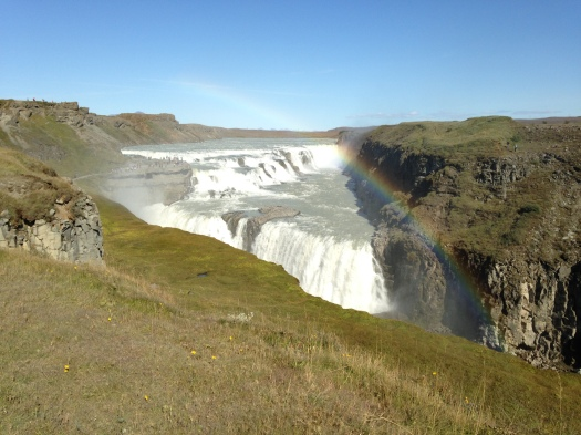 """The one thing Iceland might have more of than sheep? Waterfalls. Here are a handful of those that can be seen along the country's southern coast – and often unannounced, just around a bend in the road – including Gullfoss, which along with Þingvellir and Haukadalur (mentioned below) form Iceland's """"Golden Circle"""" of jaw-dropping tourist sites."""