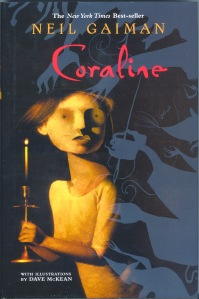 """Coraline"" -- Neil Gaiman"
