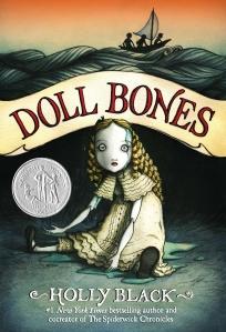 """Doll Bones"" -- Holly Black"
