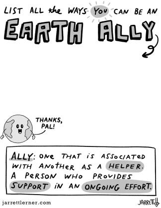 earth ally